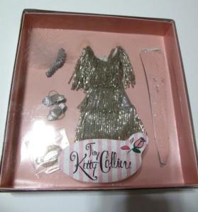 Rare 'Drop Dead Gorgeous' Tiny Kitty Outfit by Tonner NRFB