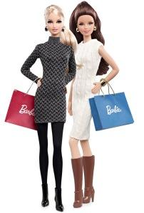 Barbie City Shopper