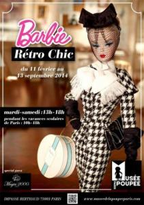 We are SO looking forward to this Barbie Exhibit!!!