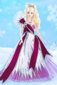2005 Holiday Barbie by Bob Mackie - 2000s