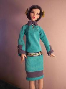 c1927 Dress by Katz Meow Designs