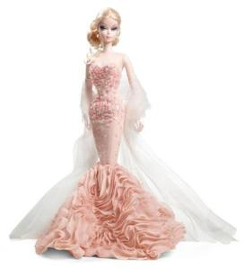 Mermaid Gown Barbie