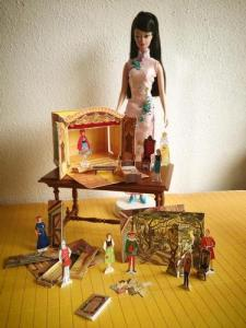 Barbie & Ken Little Theater