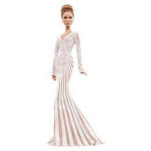 Mattel's Jennifer Lopez Red Carpet