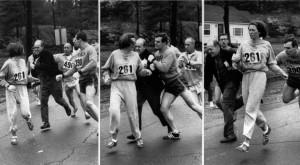 Switzer under attack in 1967