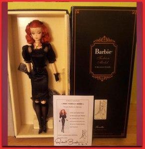 PFDF 2014 Fiorella Barbie (from Italy)