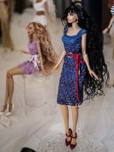 MICRODIVA at Paris Fashion Doll Festival 2014