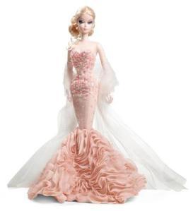 Silkstone Barbie Mermaid Gown - $119.99
