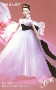 Covent Garden Gene - Dressed Doll - $79.00