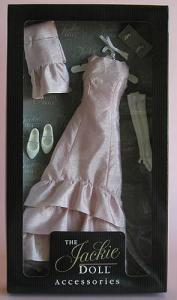 Jackie Pink Embassy Dinner Gown - $95