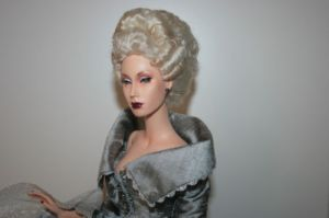 Wig by Time of Doll