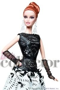 Laser Leatherette Barbie Fan Club Platinum Exclusive