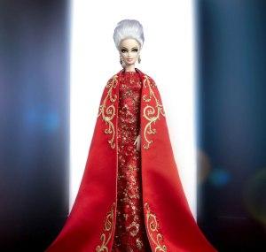 Mattel OOAK Scarlet Empress Barbie