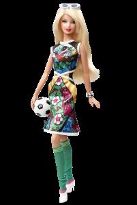 Britto Barbie